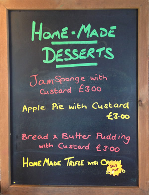 Cartgate Menu